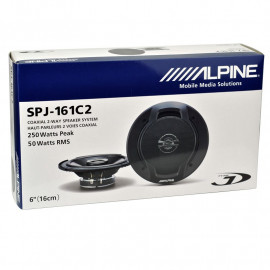 Динамики Alpine SPJ-161C2