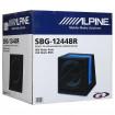 Сабвуфер Alpine SBG-1244BR