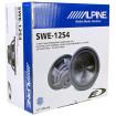 Сабвуфер Alpine SWE-12S4