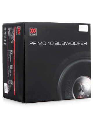 Сабвуфер Morel Primo 104