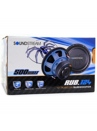 Сабвуфер SoundStream RUB.124