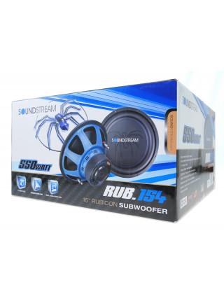 Сабвуфер SoundStream RUB.154
