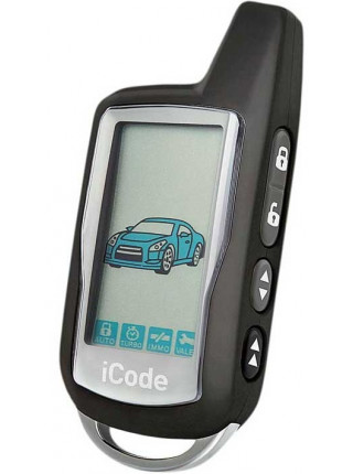 Автосигнализация iCode 07RS Can