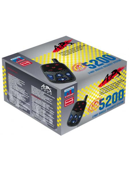 Автосигнализация APS 5200