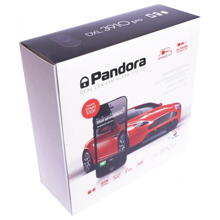Автосигнализация PANDORA DXL3910 GSM