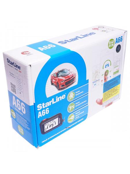 Автосигнализация StarLine А66