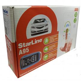 Автосигнализация StarLine A95 CAN BT