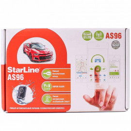 Автосигнализация StarLine AS96 BT 2CAN-LIN GSM