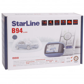 Автосигнализация StarLine B94 CAN GSM