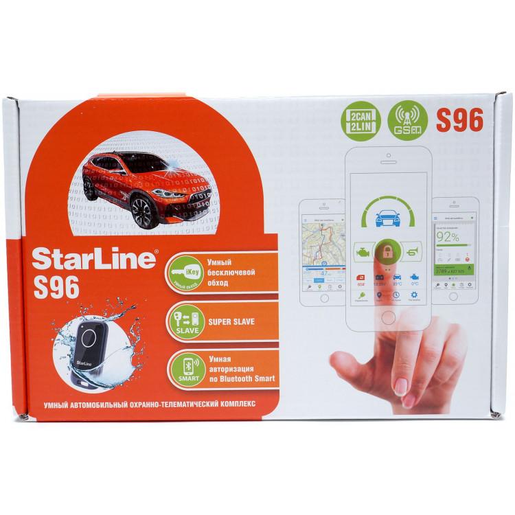 Автосигнализация StarLine S96 GSM