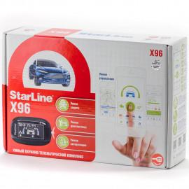 Автосигнализация StarLine X96 M