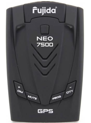 Радар-детектор Fujida Neo 7500