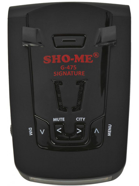 Радар-детектор Sho-Me G475 Signature