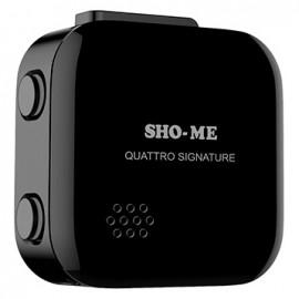 Радар-детектор SHO-ME Quattro Signature