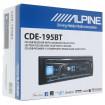 Автомагнитола Alpine CDE-195BT