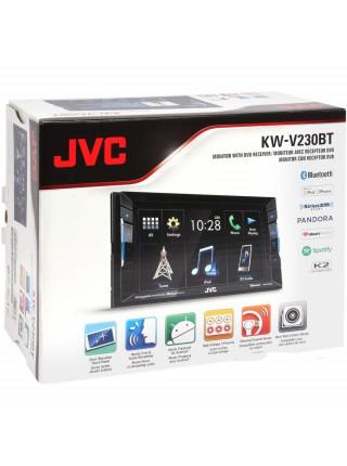Автомагнитола JVC KW-V230BT