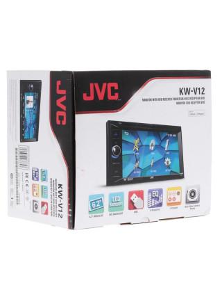 Автомагнитола JVC KW-V12