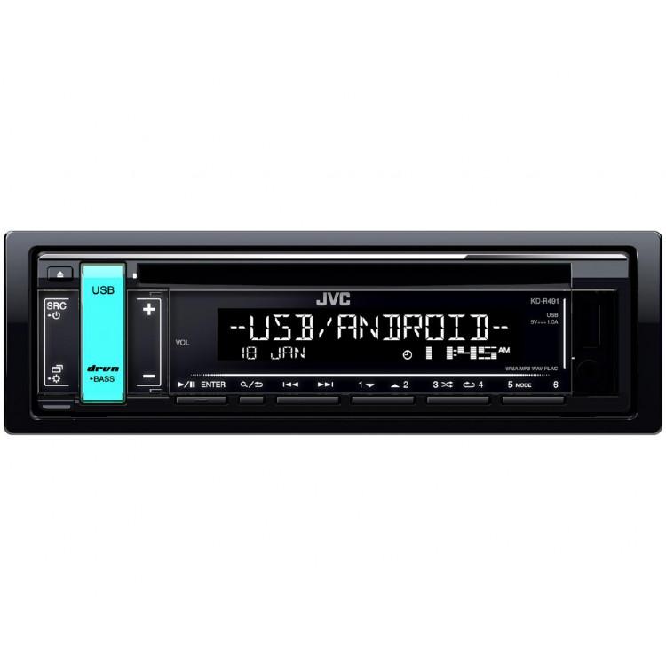 Автомагнитола JVC KD-R481