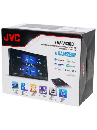 Автомагнитола JVC KW-V330BT