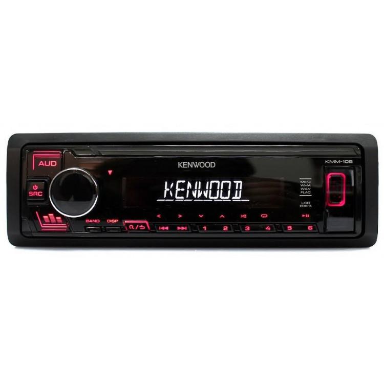 Автомагнитола KENWOOD KMM-105