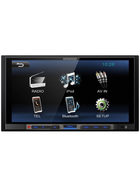 Автомагнитола Kenwood DMX100BT