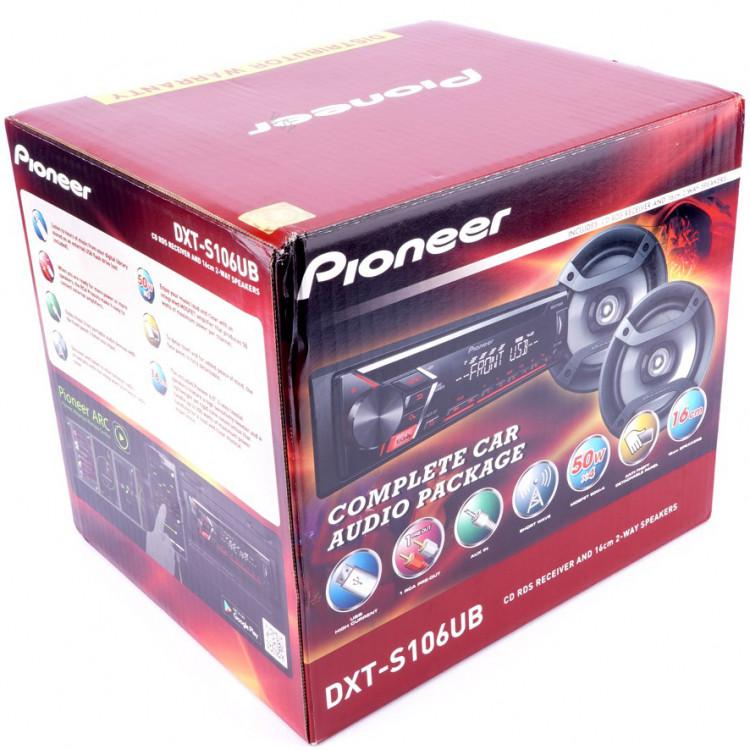 Автомагнитола Pioneer DXT-S106UB