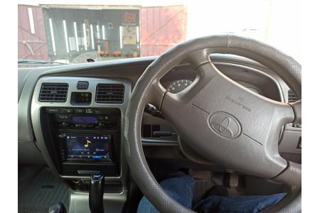 Шумоизоляция и автозвук в Toyota Hilux