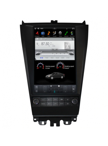 Штатная магнитола Tesla Honda Accord 7