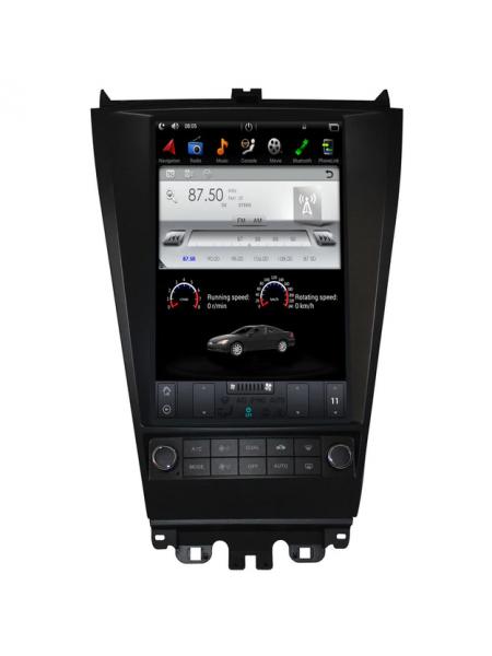 Штатная магнитола Tesla Honda Accord 7 2002-2007