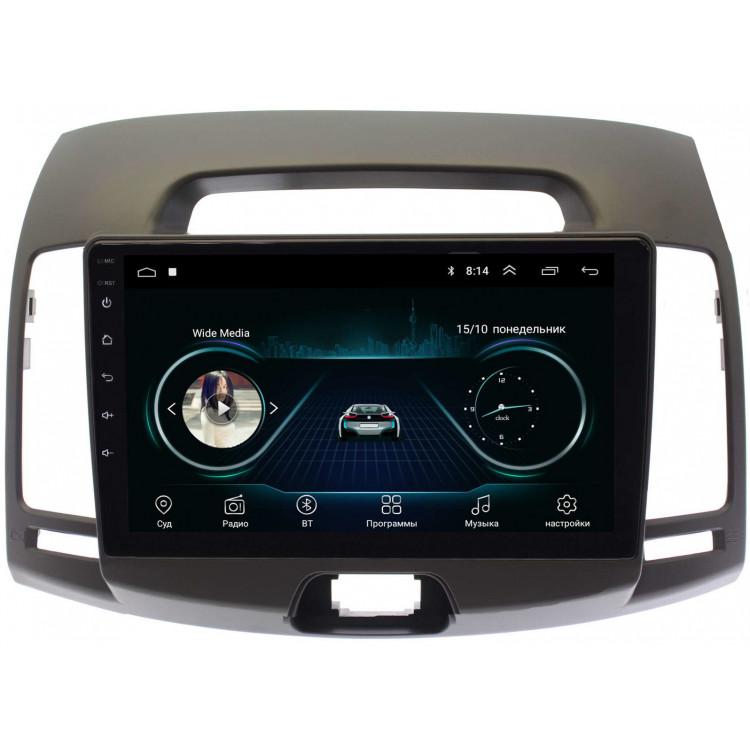 Штатная магнитола Hyundai Elantra 2006-2011