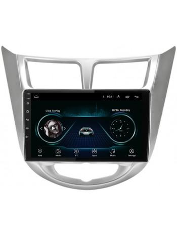 Штатная магнитола Hyundai Solaris 2010 - 2016