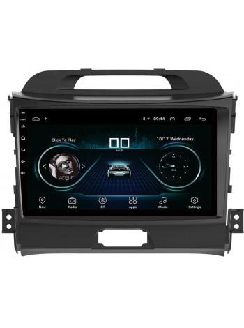 Андроид магнитола Kia Sportage 2010-2015