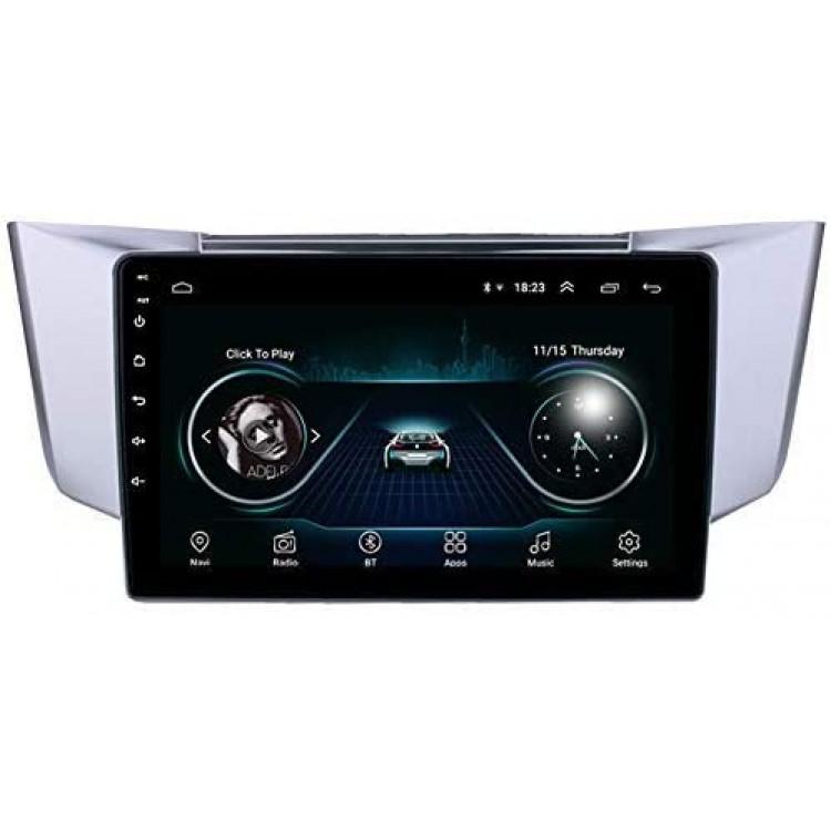 Штатная магнитола Lexus RX330 2003-2007