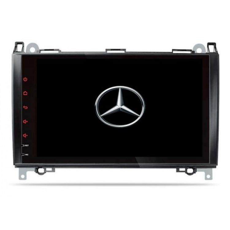 Штатная магнитола Mercedes Benz Sprinter W906