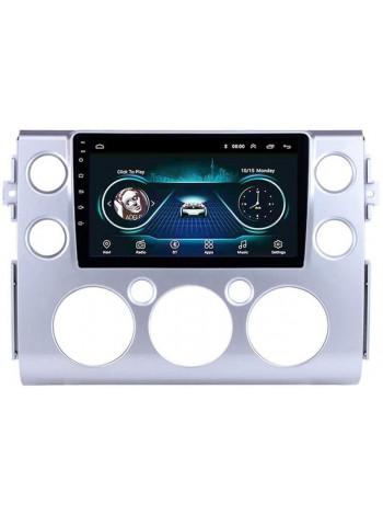 Андроид магнитола Toyota FJ Cruiser 2007-2018