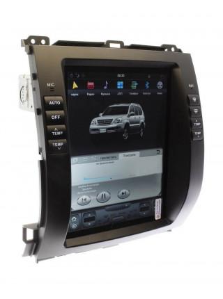 Тесла-монитор HARDSTONE VD1447 Lexus GX 470 2003-2009