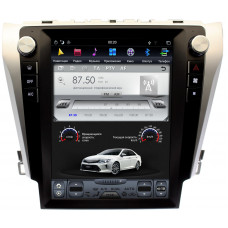 Магнитола Tesla Style Toyota Camry 50 2012-2015
