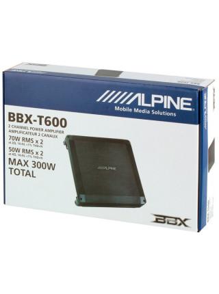 Усилитель Alpine BBX-T600