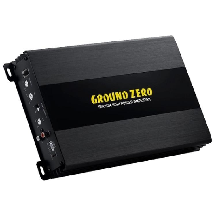 Усилитель Ground Zero GZIA 1.1000DX-II