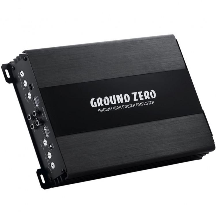 Усилитель Ground Zero GZIA 4115HPX-II