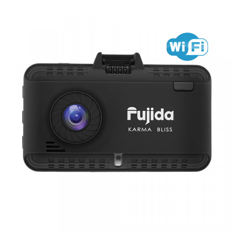 Видеорегистратор Fujida Karma Bliss WiFi
