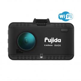 Видеорегистратор Fujida Karma Duos WiFi