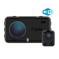 Видеорегистратор Fujida Karma Duos S WiFi